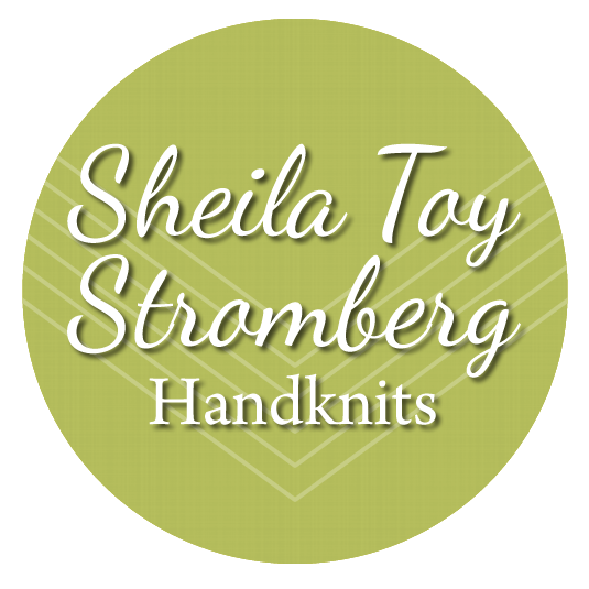 Sheila's new website logo