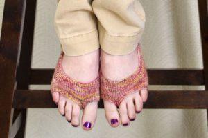 Peep Socks (No Show)