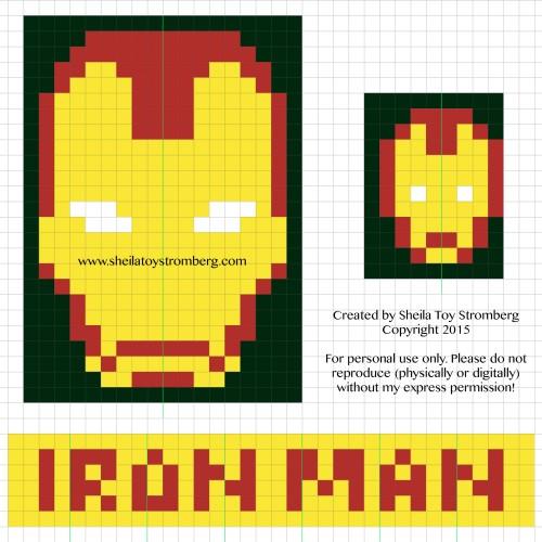 Iron Man Charts